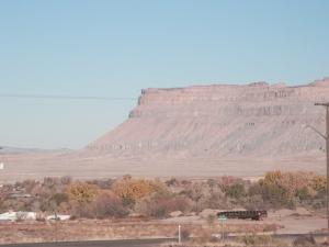 a.m. Green River Utah